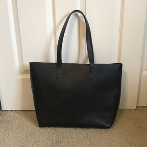 Old Navy Black Tote Bag